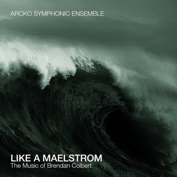 Like a Maelstrom CD (arckosymphonicorchestra,bandcamp.com)
